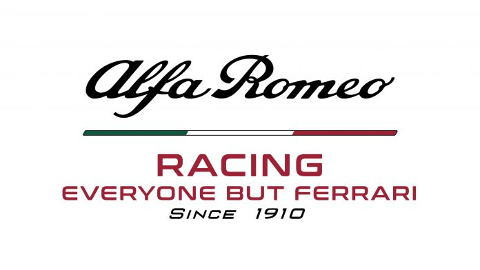 F1 Alfa Romeo Racing Name Change