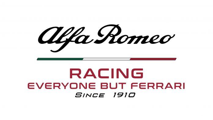 F1 Alfa Romeo Racing Name Change