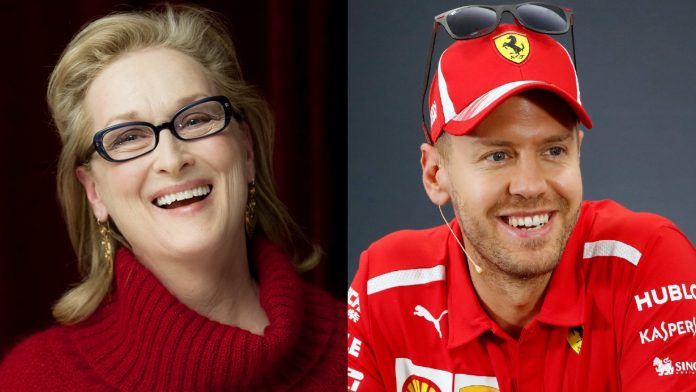 Sebastian Vettel F1 Netflix
