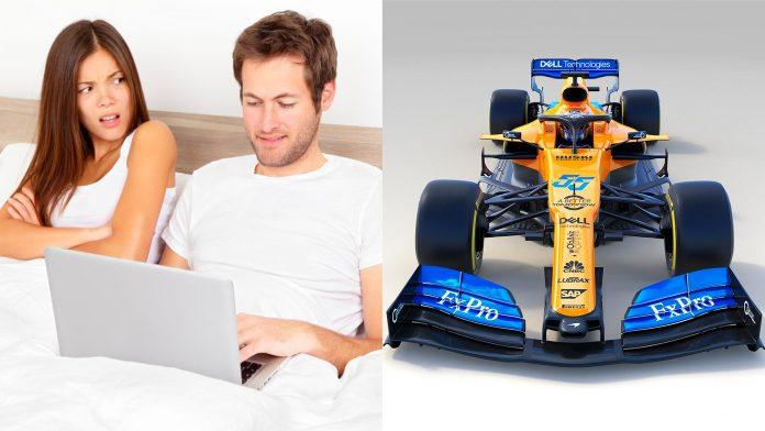 F1 McLaren 2019
