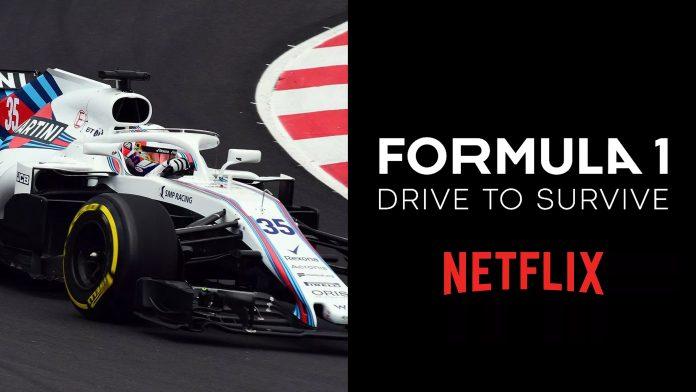 F1 Williams Netflix