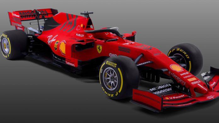 Scuderia Ferrari Formula 1 2019