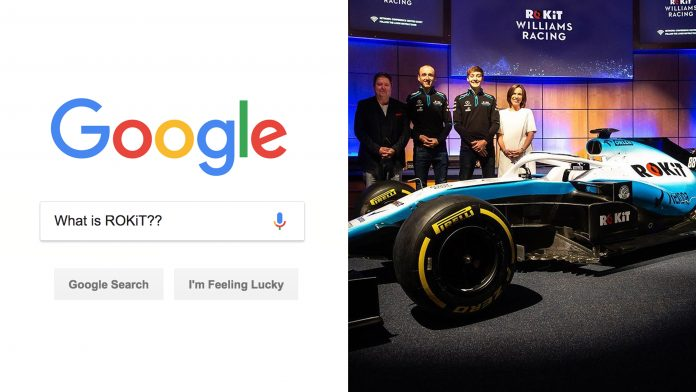 F1 ROKiT Williams Racing
