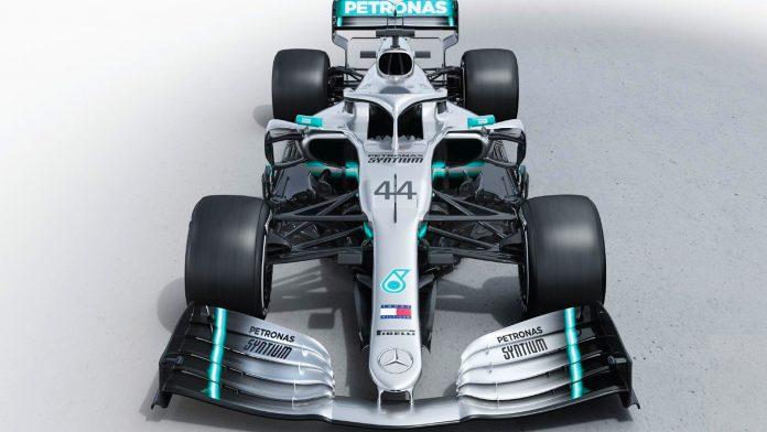 Mercedes F1 Team 2019