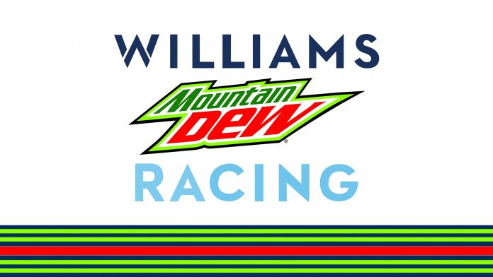 F1 Williams Racing Mountain Dew