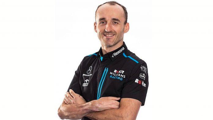 F1 Robert Kubica