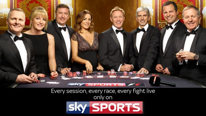 Sky Sports F1 Team