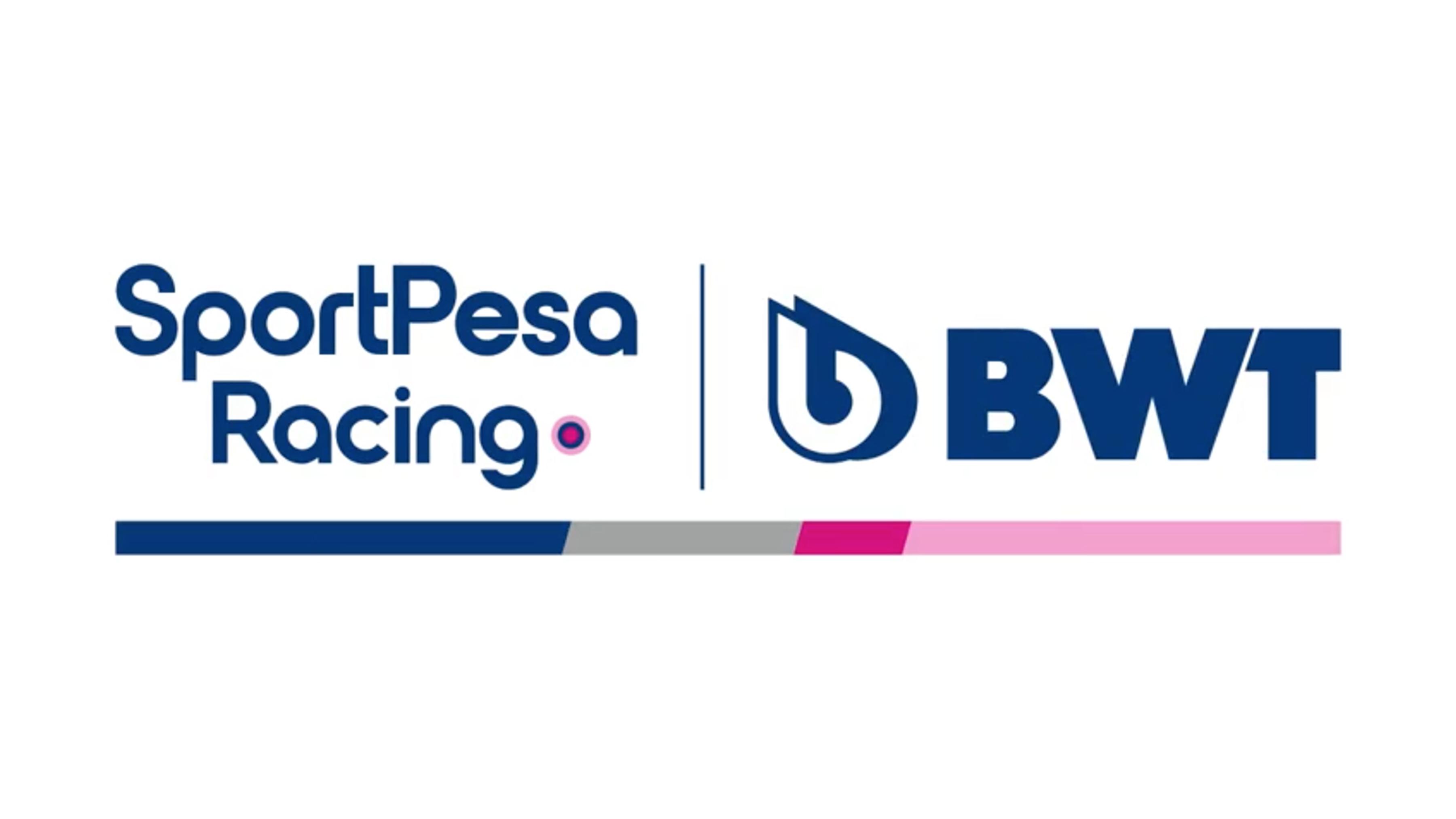 Resultado de imagen de RACING POINT f1 2019 logo