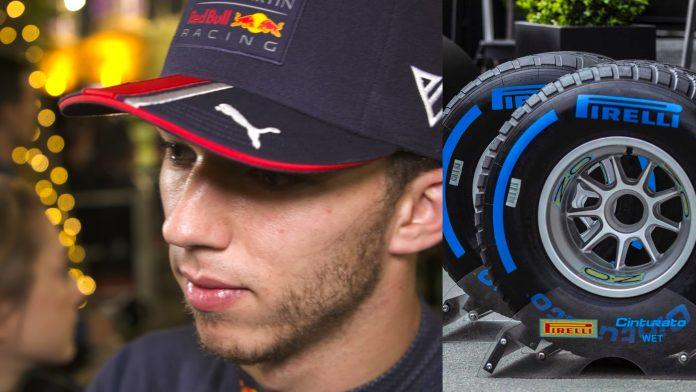 Pierre Gasly F1