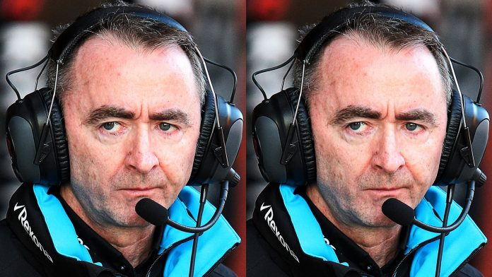 Paddy Lowe Williams F1