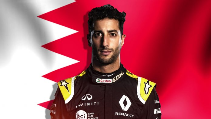 Daniel Ricciardo F1