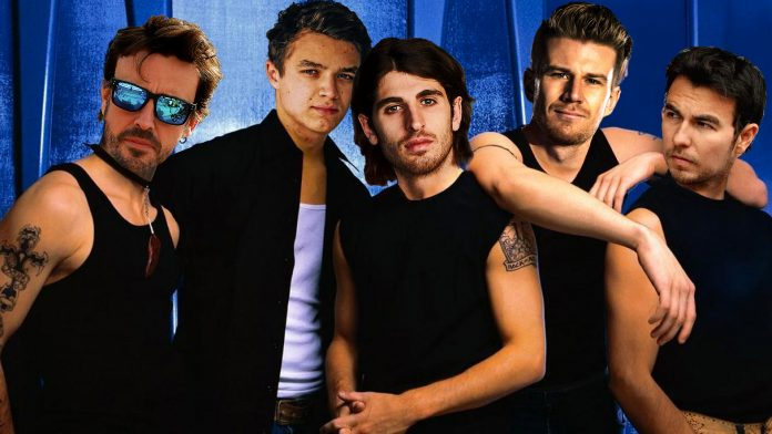 Bakustreet Boys F1 Azerbaijan Grand Prix