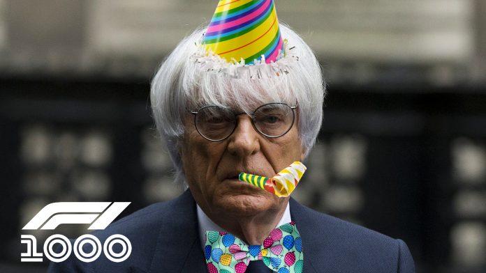 F1 1000th Grand Prix