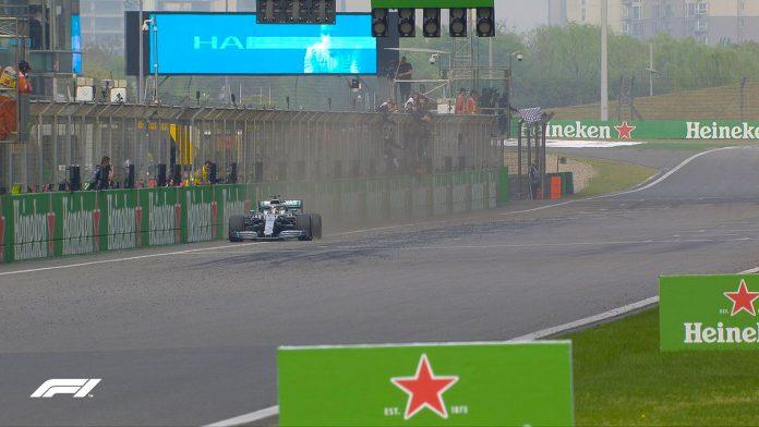 F1 China