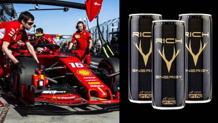 Ferrari Fuel F1 Chinese Grand Prix