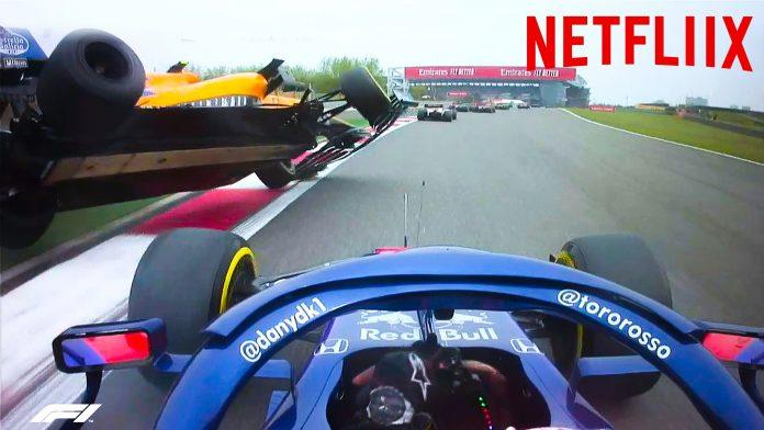F1 Daniil Kvyat Mclaren Chinese Grand Prix