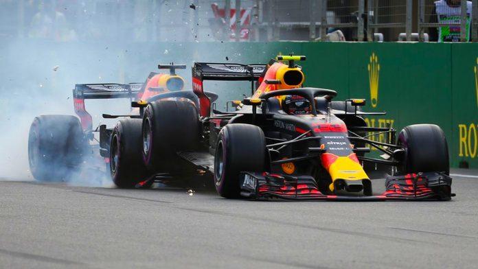 Red Bull Baku Azerbaijan F1