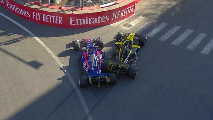 Ricciardo Kvyat