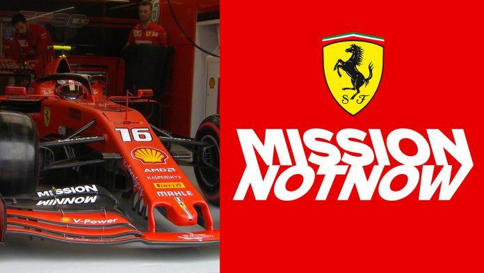 Ferrari Leclerc Monaco F1