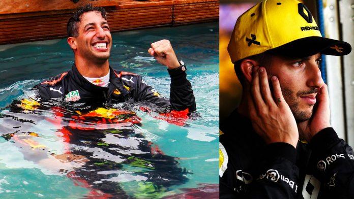Daniel Ricciardo Monaco F1