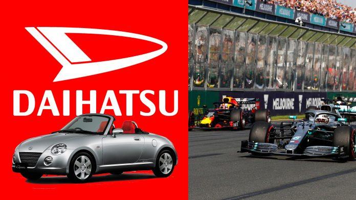 F1 2019 Daihatsu
